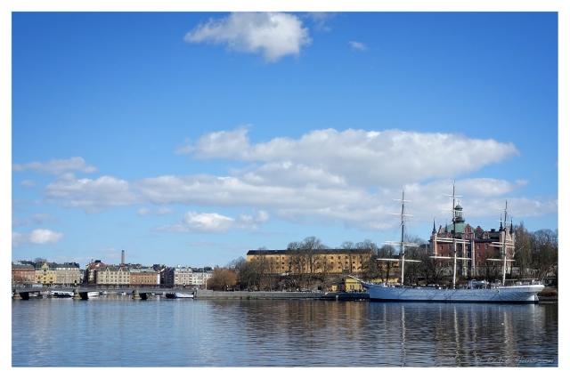 © Stockholm in Spring