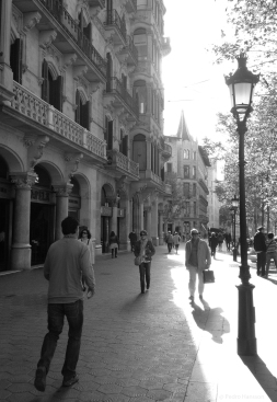 @ Pedro Hansson - Barcelona 2013 - On Every Street
