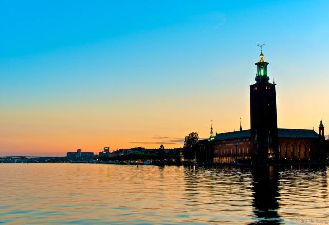 © Pedro Hansson - Stockholm in Gold
