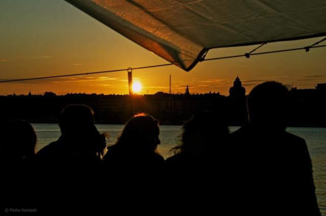 © Pedro Hansson - Stockholm Sunset