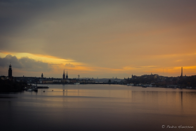 © Pedro Hansson - Stockholm Morning