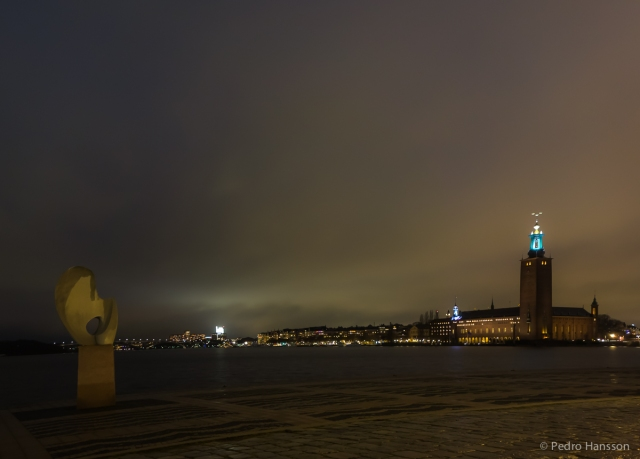 © Pedro Hansson - Stockholm, One Week Before Christmas