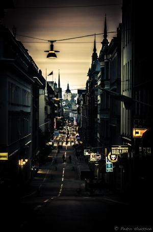 © Pedro Hansson - Stockholm - October Morning