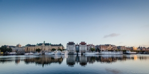 © Pedro Hansson - Stockholm - October Morning