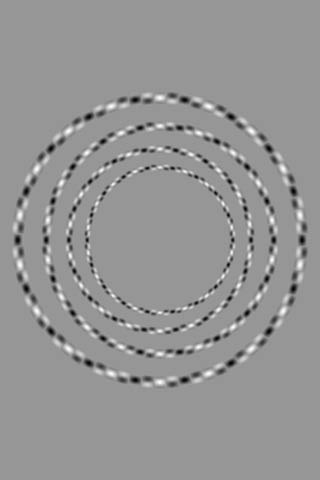 These Four Circles Never Touch